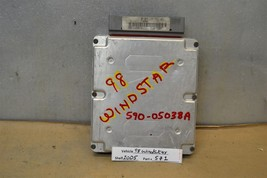 1998 Ford Windstar Engine Control Unit ECU F88F12A650JC Module 71 10D5 - $14.84