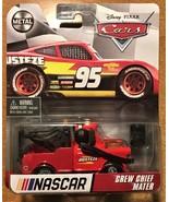 Disney Pixar Cars - NASCAR - #GYD41 Crew Chief Mater - $14.49