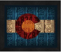 """Colorado"" - 13 x 16 Licensed Artwork Print - $39.95"