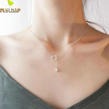 Flyleaf Sterling Silver Hollow Bells Cat Necklaces & Pendants Women Cute... - $14.74