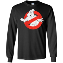 Ghostbuster Original Long Sleeves Tshirt - $12.95+