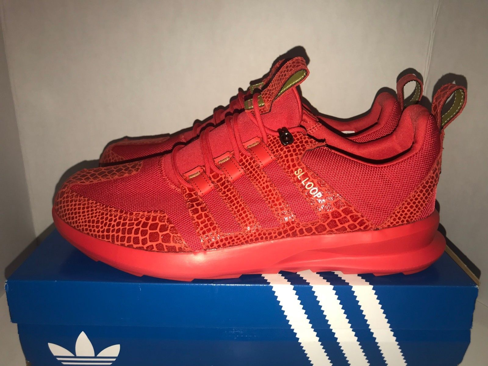 online store e78f4 83cfd Adidas SL Loop Runner TR Red Reptile October and similar items. 57