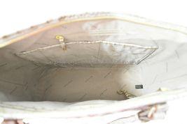 NWT Brahmin Medium Asher Leather Tote/Shoulder Bag Sugar Cane Melbourne image 5