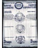 Fairfax Vacuum Bags - 3 Pack - $7.35