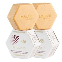 Makari Classic Whitening Exfoliating Antiseptic Soap 7 oz.  2 PACK - $29.99