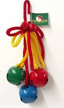 Bell Cluster Ornament (Yellow) - $15.00