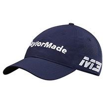 TaylorMade Golf 2018 Men's Litetech Tour Hat, Navy, One Size - $21.01