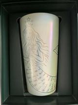 Starbucks Mermaid Siren Ceramic Hot Cup - 50th Anniversary Limited Edition NIB - $75.00