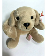 "Ty Beanie Babies Adorable Plush Puppy ""Fetch"" - $15.63"