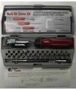 Spec Tools SPK4041 43pc Ratcheting Screwdriver & Bit Set - $24.75