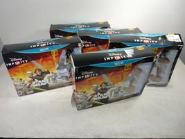 Lot of 5 Disney Infinity Star Wars Starter Pack Game 3.0 Edition Nintend... - $44.35