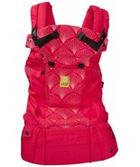 lillebaby Complete Embossed 6-in-1 Baby Carrier, Coral - £68.97 GBP+