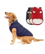 Kqpoinw Dog Jacket Dog Apparel Pet Clothes For Dog Cat Coat Winter Wate... - $19.37