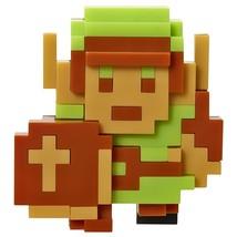 World of Nintendo 8-Bit Link 8-Bit Collection Legend of Zelda NES figure - $13.79