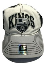 Reebok NHL LA Kings Hat, Men's Trucker Cap, Small Medium, Mesh back - $14.54