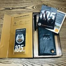 Harley Davidson 105th Anniversary Gift Box Set Wallet, Key Chain Flag Mi... - $14.83