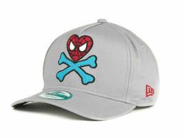Tokidoki Spidey Spiderman Crossbones New Era 9Forty Baseball Style Cap Hat - £16.74 GBP