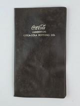 Vintage 1983 Coca-Cola Bottling Company Lumberton pocket calendar booklet - $14.95