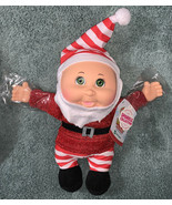 "2020 Cabbage Patch Kids Cuties HOLIDAY HELPERS 10"" Doll CHRIS SANTA Spar... - $21.77"