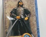 Aragorn King of Gondor Lord of the Rings The return of the king Action Figure