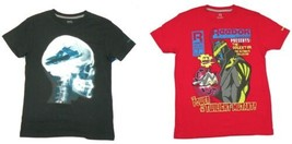 Boy's 8-20 Shirt Reebok Classic Graphic Tee Cotton Short Sleeve T-Shirt NEW