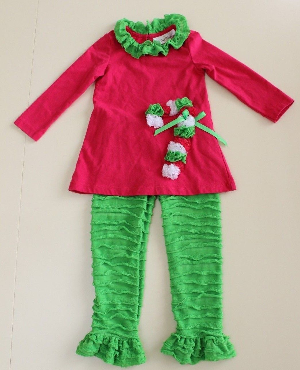 Rare Editions Christmas Toddler.Rare Editions Toddler 3t 3 Candy Cane And 43 Similar Items