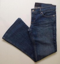 "JUICY COUTURE Ultra Low Rise JEANS Flare Leg Size 28 Inseam 28"" Premium ... - $46.74"