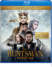 The Huntsman: Winters War Extended Edition (Blu-ray)