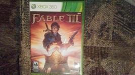 FABLE III (X-Box 360) Complete! - $16.00