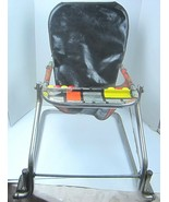 Vintage Baby Taylor Tot vintage antique Bouncer Seat Highchair Play chair - $172.98
