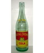 Royal Crown RC Cola 12 oz Glass Nehi Bottling Company Rockford IL - $4.94