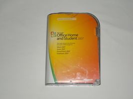 Microsoft Office Home and Student 2007  - $13.99