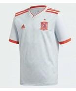 *NEW* Adidas Sz XL Climalite Spain FEF National Team Soccer Jersey Men's... - $48.90