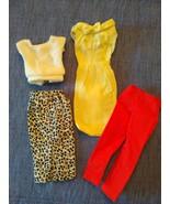 Vintage Barbie Dress, Pants Group - $35.00