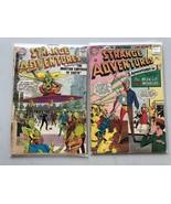 Lot of 2 Strange Adventures (1950 1st Series) #152 181 - $19.80