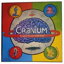 Cranium The Game For Your Whole Brain New Sealed 1998 Cranium Inc. - $34.60