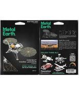 NASA Insight Mars Lander Metal Earth Steel Model Kit NEW SEALED #MMS193 - $11.64