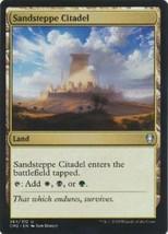 MTG x4 Sandsteppe Citadel Commander Anthology 2 Uncommon Land NM/M - $1.83
