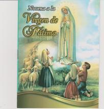 Novena a la Virgen de Fatima image 1