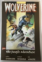 Wolverine The Jungle Adventure Marvel Comic Book 1989 NM 9.0 Condition X... - $4.54