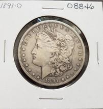 1891-O United States Morgan Silver Dollar Very Fine Plus - $39.95