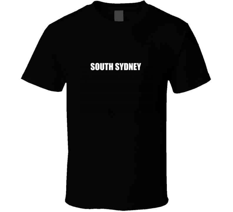 Russell Crowe South Sydney for Dark Shirts T Shirt
