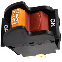 HQRP On-Off Toggle Switch for Delta Power Tool Planer Band Saw Grinder 489105-00 - $9.35