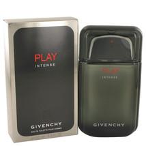 Givenchy Play Intense Cologne 3.3 Oz Eau De Toilette Spray image 2