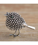 Vintage Antique Silver/Gold Plated Cute Bird Brooches For Women Kids - $18.99
