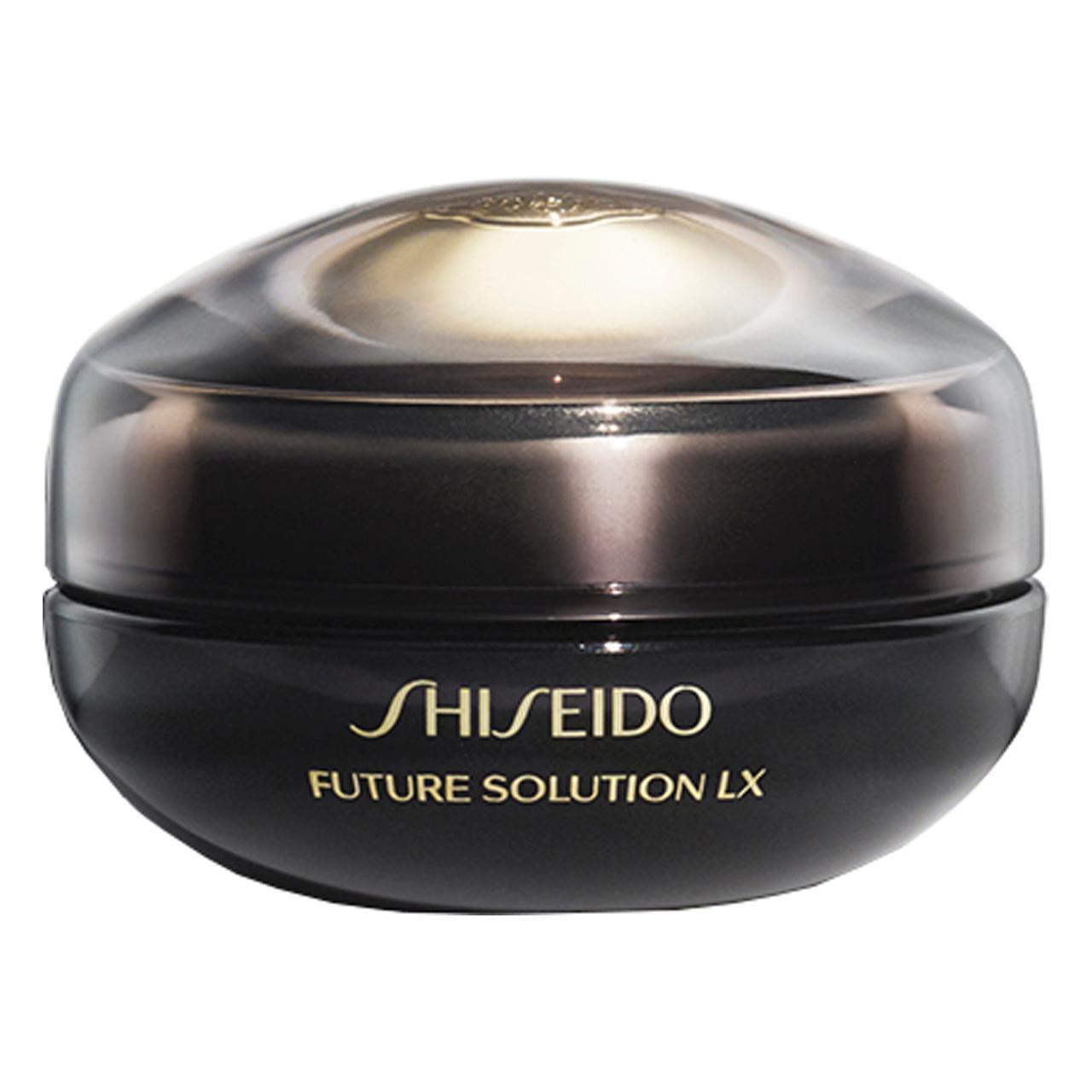 Shiseido future solution lx eye   lip contour regenerating cream