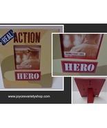 REAL ACTION HERO Homefront Girl Wood Photo Frame NWT 4 x 4 photo Khaki Camo - $12.99