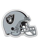 """NFL Oakland Raiders Helmet 12"""" Team Magnet Auto Home Large - $10.84"""