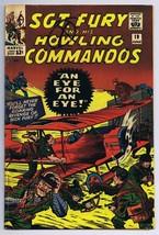 Sgt Fury and His Howling Commandos #19 ORIGINAL Vintage 1965 Marvel Comics - $24.74