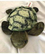 "Used 7"" Aurora Green Turtle, Sea, Reptile, Stuffed/Plush - €6,22 EUR"